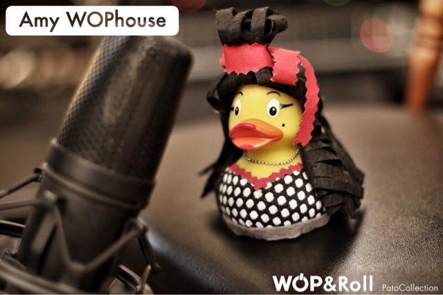 Wopato-pato-de-goma-amy-winehouse