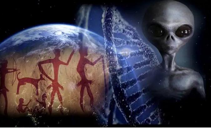 Visitantes Alienígenas Antigos