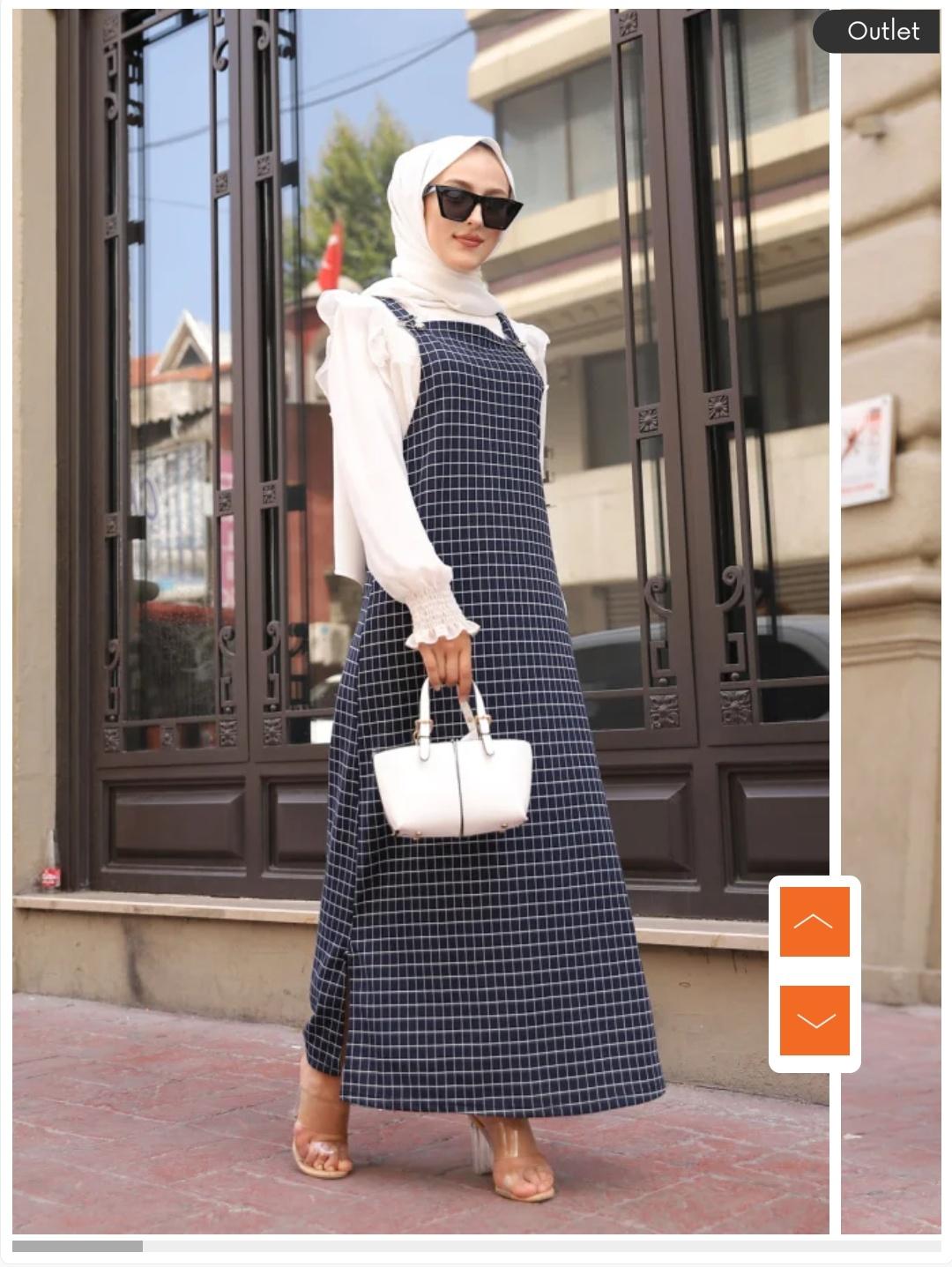 robe longue mohajaba 2022