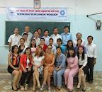 Hội thảo chuyên đề của chuyên gia tổ chức WUSC