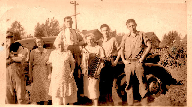 The Family (circa 1936) Renton, Washington.