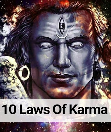 10 Laws of Karma