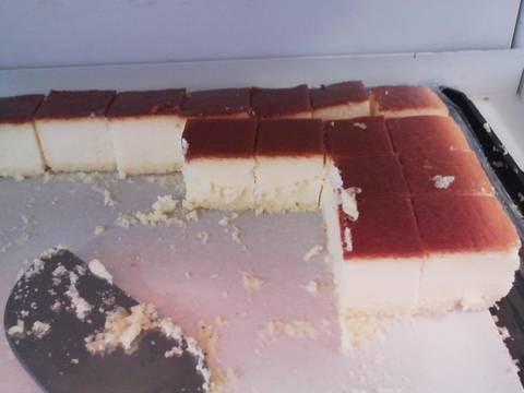 ケーキコーナー:スフレチーズ 回転寿司かいおう小牧パワーズ店