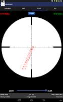 Screenshot of Exterior Ballistics Calculator