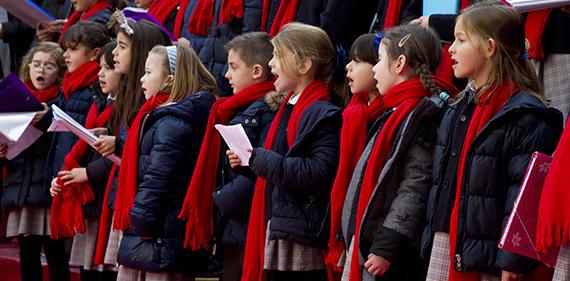 Coros Escolares de la Comunidad de Madrid