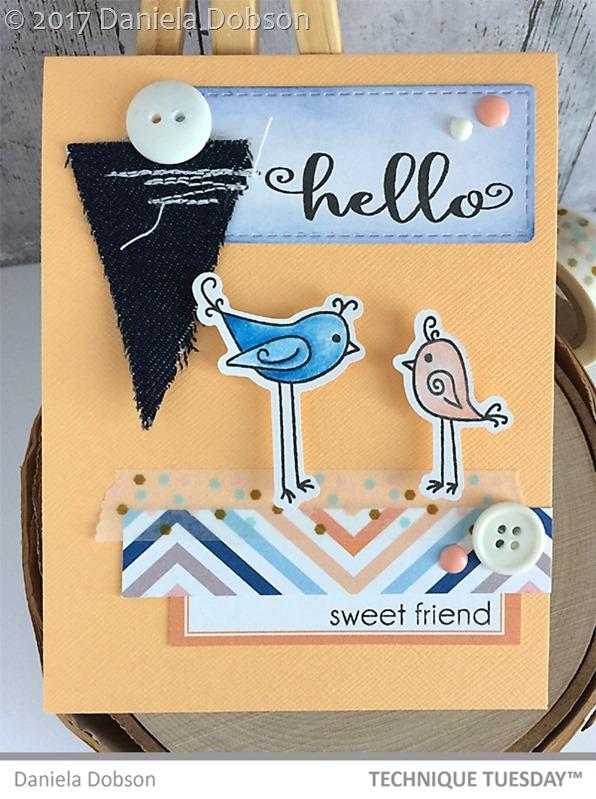 Hello by Daniela Dobson