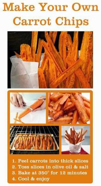 Chips-de-zanahoria