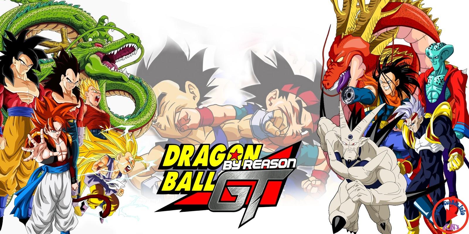 Dragon Ball GT - 7 Viên Ngọc Rồng | 7 Viên Ngọc Rồng Phần 3 |