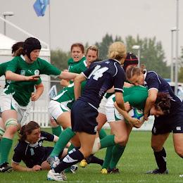 2010-09-05 Ireland v Scotland WWC