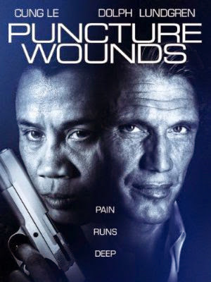 Filme Poster Puncture Wounds WEBRip XviD & RMVB Legendado