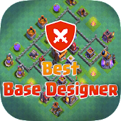 Base Designer for Clash of Clans