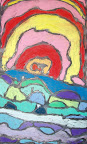 Chalk Pastel by Alex