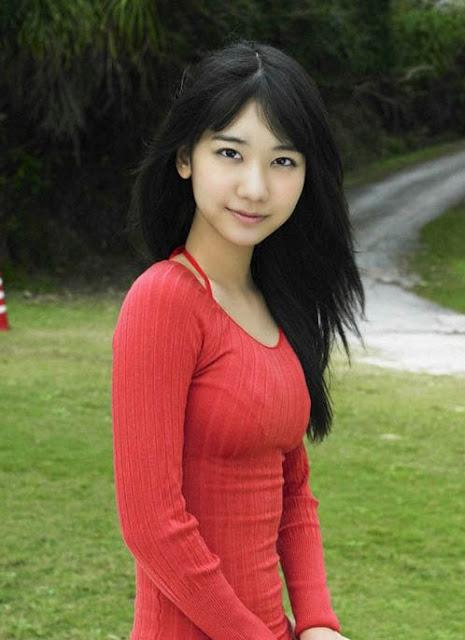 Tokyo Model Yuki Kashiwagi