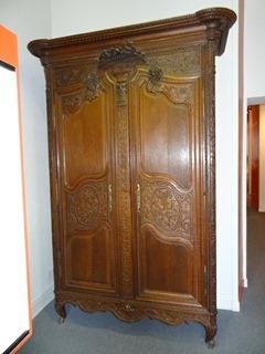 2016.08.07-033 armoire normande de mariage au musée de Normandie