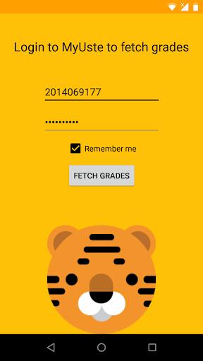 GWA Calculator (MyUste)  screenshots 4