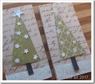 Domino Craft Ideas Christmas Pendant