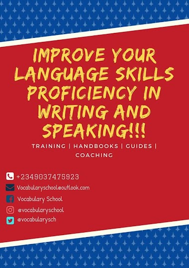 Improve Yours Language Skills Proficiency In Writing & Speaking