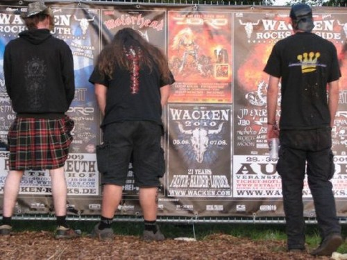 Amazing Wacken Open Air Festival in Germany Seen On www.coolpicturegallery.us