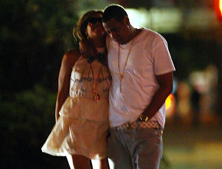 Beyonce's and Jay-Z photo picture
