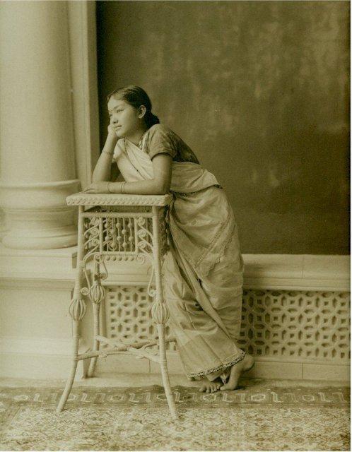 Beautiful Indian Woman - 1920's