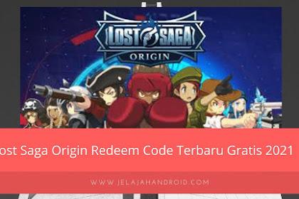 Lost Saga Origin Redeem Code Terbaru Gratis 2021