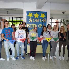 Premio Día de Europa para el IES Vegas Bajas