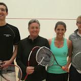 2015 State Mixed Doubles: Finalists - John Roberts & Sharon Bradey; Champions - Fernanda Rocha Maturi & Graham Bassett