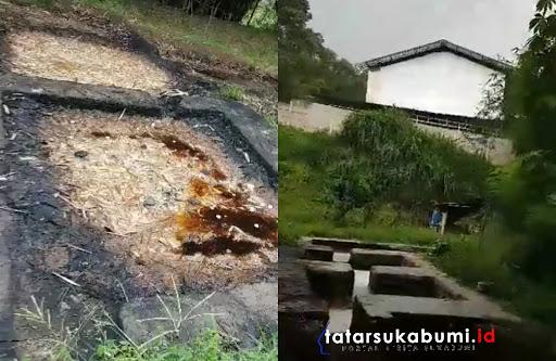Hanafie Zein Unggah Video Penampakan Saluran Pembuangan Limbah Pabrik di Kabupaten Sukabumi