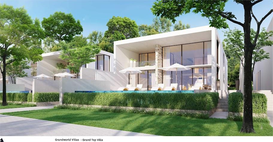 Grand Top Villa