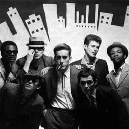 London 2012 Olympics Opening Ceremony Song, The Specials  A Message To You Rudy Lyrics