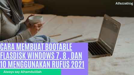 Bootable Flashdisk Windows