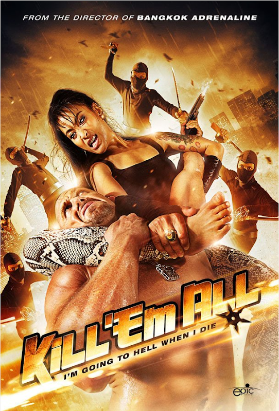 Poster Of English Movie Kill 'em All (2013) Free Download Full New Hollywood Movie Watch Online At Alldownloads4u.Com