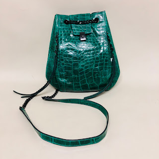 Eric Javits Emerald Crossbody Bag
