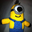 """Despicable Me"" Minion Toy - Knitting Pattern"