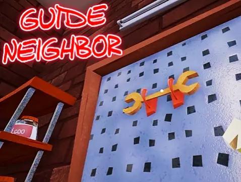Walkthrough & Guide For Neighbor Game hack tool
