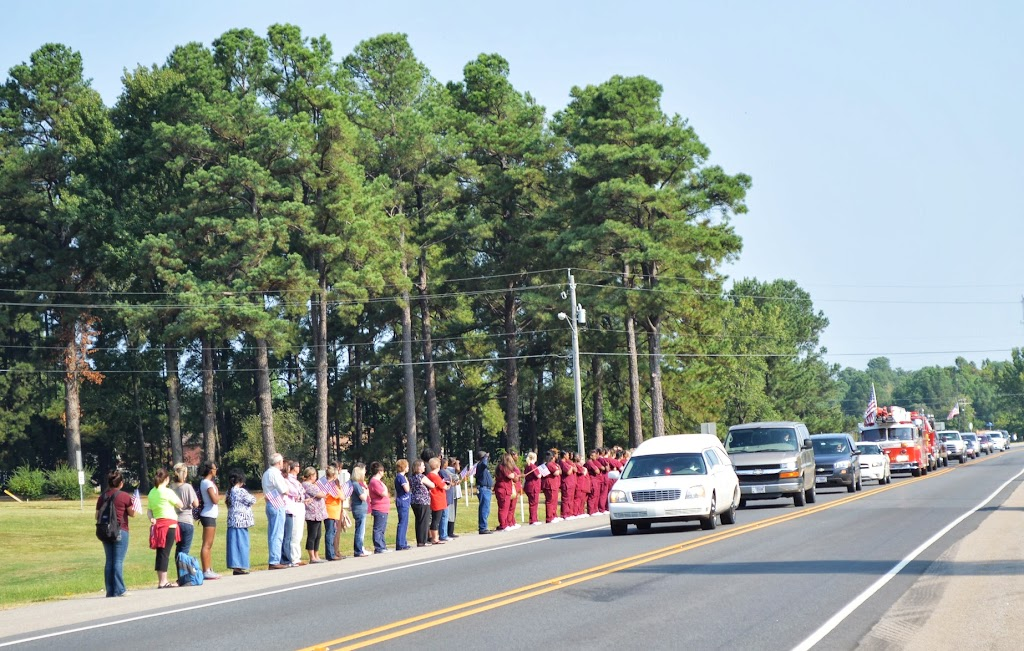 Honoring Sergeant Young Procession - DSC_3232.JPG