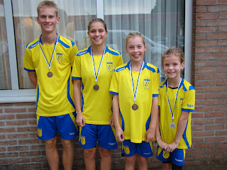 100m deel 1 Winschoten 20 september 2014