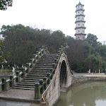 Ile Jiangxin : pagode ouest