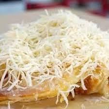 Roti Canai Cheese