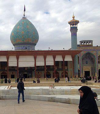 Am Schāh Tscherāgh, Schiras, Iran
