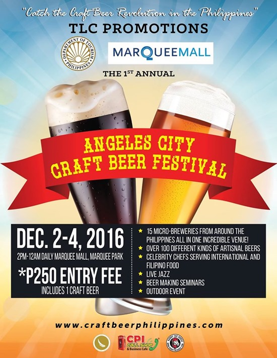 1st Annual Angeles City Craft Beer Festival