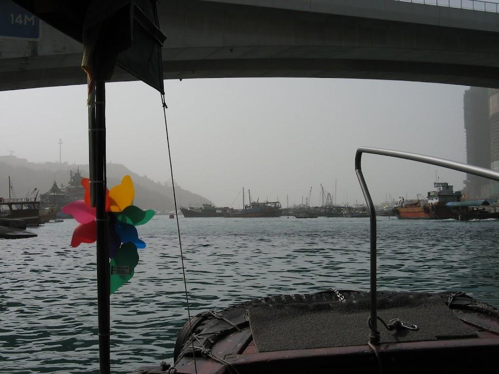 0050Cruise on Victoria Harbour
