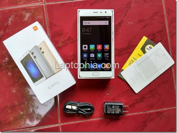 Perlengkapan Xiaomi Redmi Pro