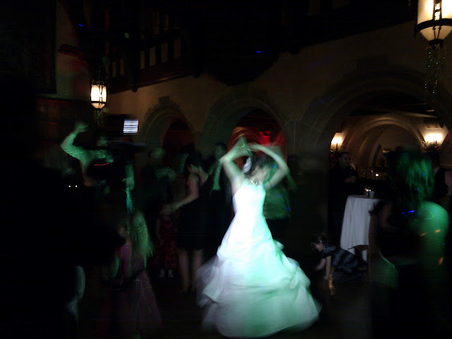 Best Wedding Reception Dance Party in Michigan
