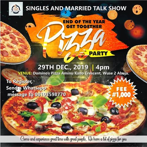 singles and married talk show Abuja, Nigerian marriage counselors, Abuja events this weekend, sd news blog, shugasdiary.com.ng, ocholi okutepa