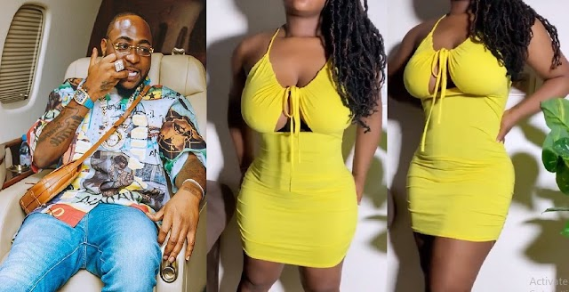 'Davido is really Missing, see Booby' – Reactions as Chioma flaunts her snatched body (Video)