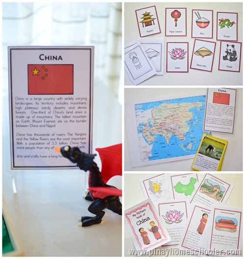 China Country Study Learning Materials