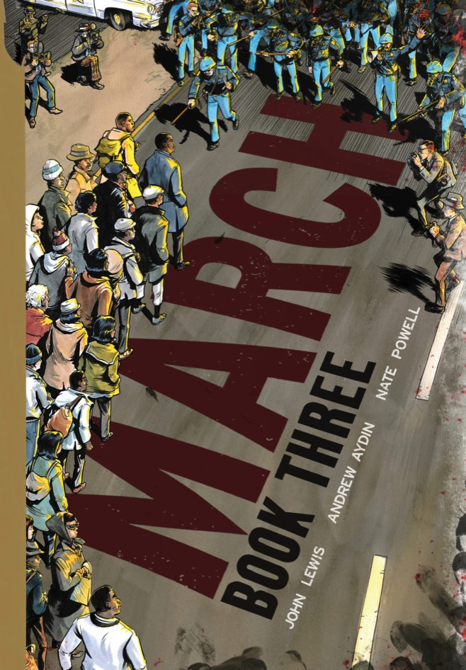 MarchBookThree Cover 659x946