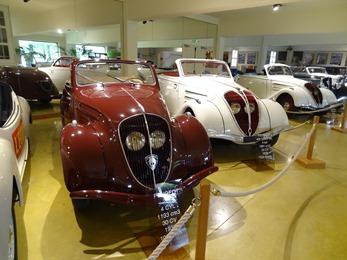2018.07.02-138 Peugeot 202 cabriolet 1939 et 402 Eclipse 1936