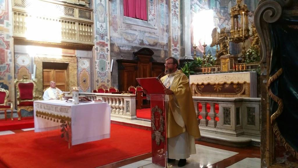 Pielgrzymi z Castellammare w Rzymie, 8 czerwca 2016 - IMG-20160608-WA0050.jpg